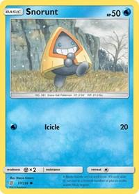 Snorunt (37/236) [SM - Unified Minds]