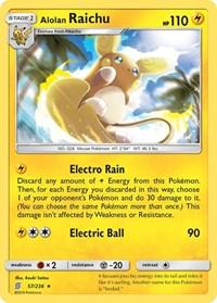 Alolan Raichu (57/236) [SM - Unified Minds]