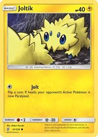 Joltik (61/236) [SM - Unified Minds]