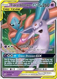 Espeon & Deoxys GX (72/236) [SM - Unified Minds]