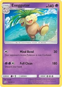 Exeggutor (74/236) [SM - Unified Minds]