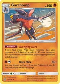 Garchomp (114/236) [SM - Unified Minds]