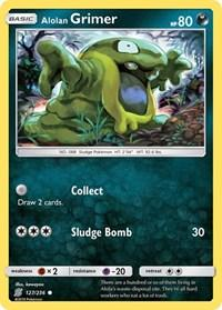 Alolan Grimer (127/236) [SM - Unified Minds]