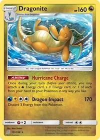 Dragonite (151/236) [SM - Unified Minds]