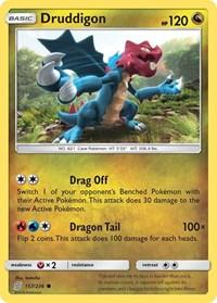 Druddigon (157/236) [SM - Unified Minds]