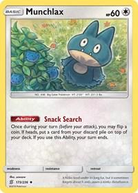 Munchlax (173/236) [SM - Unified Minds]