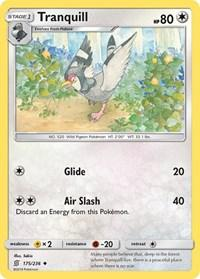 Tranquill (175/236) [SM - Unified Minds]
