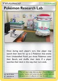 Pokemon Research Lab (205/236) [SM - Unified Minds]