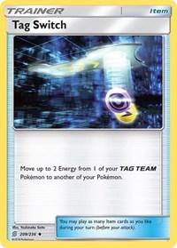 Tag Switch (209/236) [SM - Unified Minds]