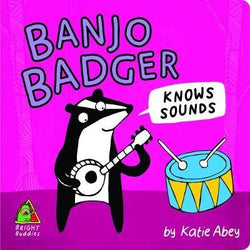 Banjo Badger Knows Sounds
