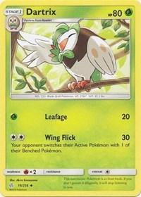 Dartrix (19/236) [SM - Cosmic Eclipse]
