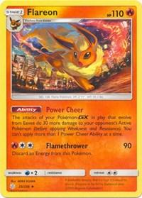 Flareon (25/236) [SM - Cosmic Eclipse]