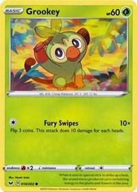 Grookey (010) (010/202) [SWSH01: Sword & Shield Base Set]