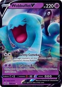 Wobbuffet V (086/202) [SWSH01: Sword & Shield Base Set]