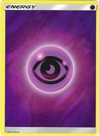 Psychic Energy (2017 Unnumbered) (Wave Foil) (null) [Deck Exclusives]