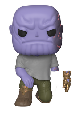 Avengers Endgame - Thanos Pop! 592 ECCC 2020