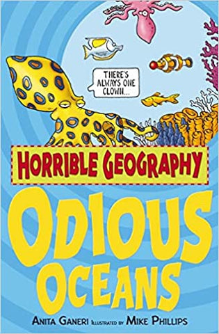 Horrible Geography - Odious Oceans