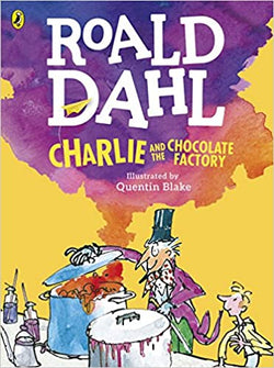 Roald Dahl Book - Charlie and the Chocolate Factory
