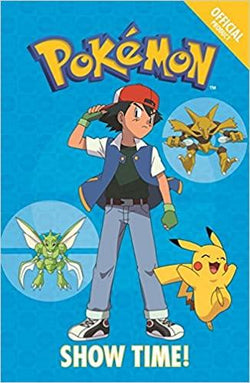Pokemon Chapter Book: Show Time