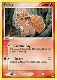 Vulpix (69) [Power Keepers]