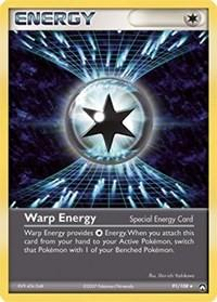 Warp Energy (91) [Power Keepers]
