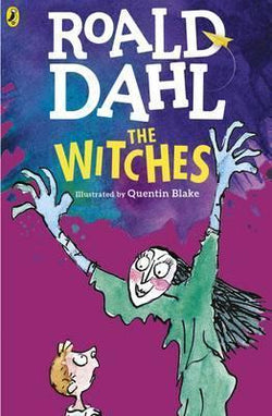 Roald Dahl Book - The Witches