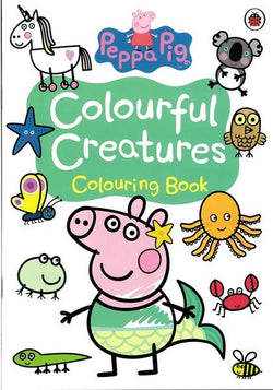 Peppa Pig Activity Book - Colourful Creatures