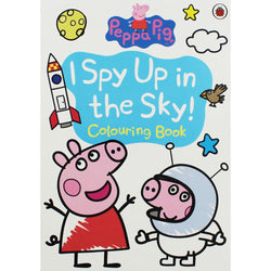 Peppa Pig Activity Book - I Spy Up in the Sky