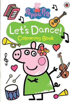 Peppa Pig Activity Book - Let's Dance