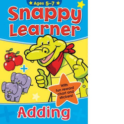 Snappy Learner -  Adding Ages 5-7