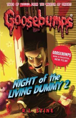 Goosebumps - Night of the Living Dummy 2