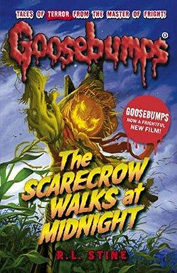 Goosebumps - The Scarecrow Walks at Midnight