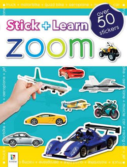 Stick + Learn - Zoom