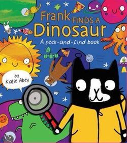 Frank Finds a Dinosaur - Seek and Find Book