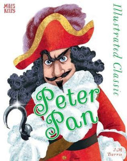 Peter Pan Illustrated Classic