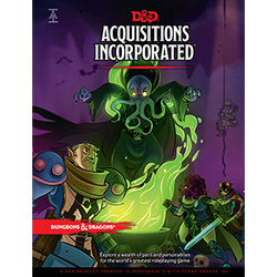 D&D: Acquisitons Incorporated