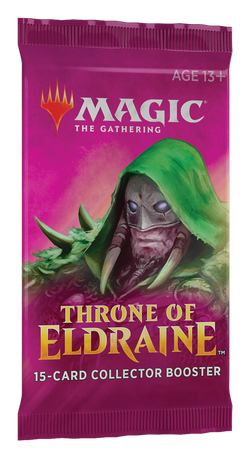 Throne of Eldraine Collectors Booster Pack