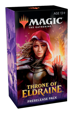 Throne of Eldraine Pre Release Packs