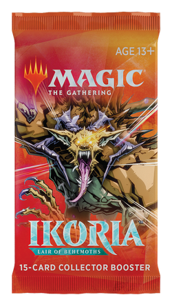 Ikoria: Lair of Behemoths Collectors Booster