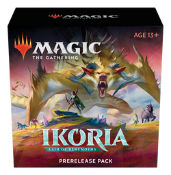 Ikoria: Lair of Behemoths Prerelease Pack Pre Order