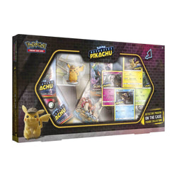 Detective Pikachu On the Case Figure Collection Box