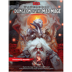 D&D: Water Deep: Dungeon of the Mad Mage
