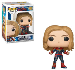 Captain Marvel 425 Pop!
