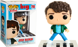 Big - Josh Baskin (with Piano) Pop! 795