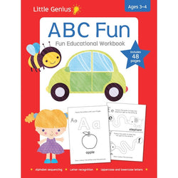Little Genius- ABC Fun workbook