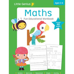 Little Genius- Maths workbook