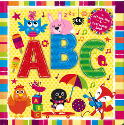 ABC Busy Baby Book