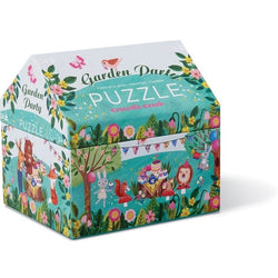 Crocodile Creek Garden Party Puzzle