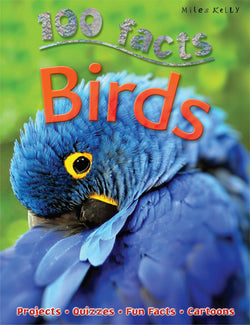 100 Facts - Birds
