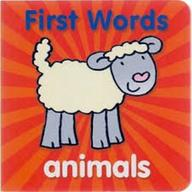 First Words Animals